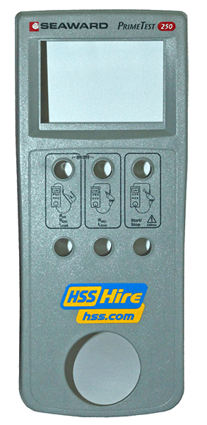 PrimeTest 250 - Electronic Testing Unit